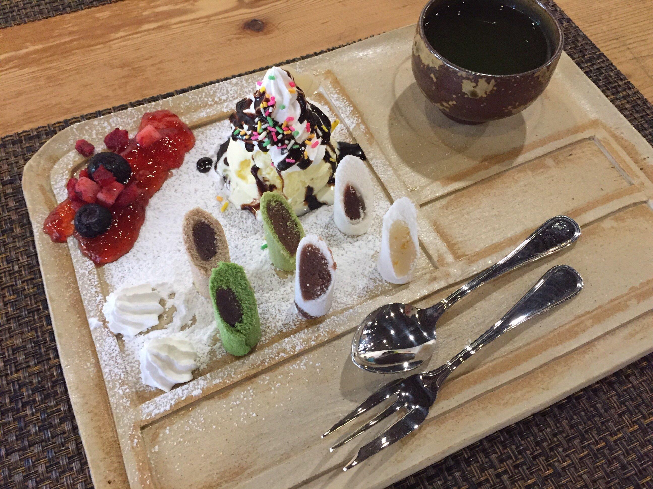 熊本伝統工芸会館で開催された銅銭糖カフェに行ってきた ...