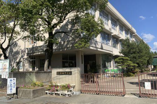 熊本の謎 託麻って東区なのになぜ託麻中学校だけ南区出仲間にあるのか