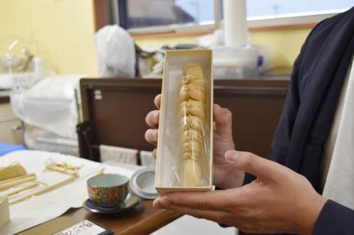 【再掲載】もう生産は1カ所だけ!?熊本の伝統工芸品「肥後ずいき」を食べてみた