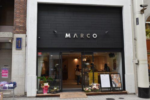 「rojipan」の焼き立てパンが食べられるカフェ!「MARCO」が8月19日上通りアーケード内にオープン!