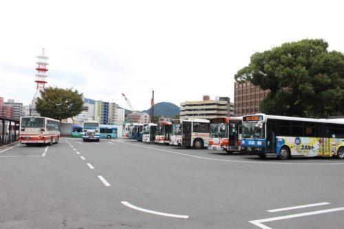 9月14日限定で熊本県内のバス・電車が全部無料!