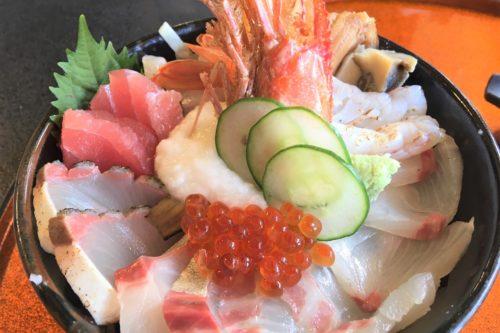 河内町で天草気分!子連れにも優しい「濱寿司」のお得な有明海鮮丼に大満足!!