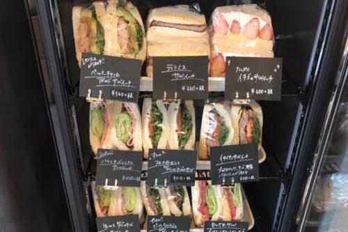 昨年益城にニューオープン!ボリュームたっぷりのサンドイッチがたまらない「ミモザ」