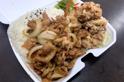 肉でフタ閉まんねぇ!田崎市場「肉食堂よかよか」のお弁当のボリュームがエグい