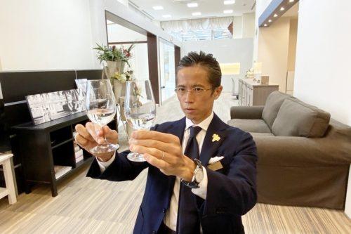 「熊本の水道水はミネラルウォーター」っていうけど、本当なのかソムリエに飲み比べてもらった