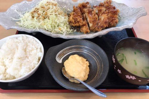 大人気!「黒酢チキン南蛮定食 たかもとや 健軍店」が今月、東野にオープン!