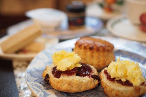 【9/14グランドオープン】本場スコットランドの味。Tomi's Shortbread Houseのスコーンで、アフタヌーンティーを楽しもう!