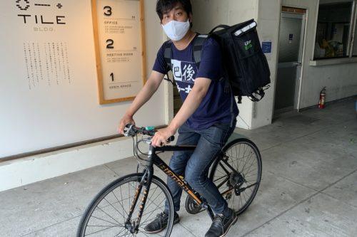 Uber Eatsは自転車の方が稼げる?熊本ではどちらが稼げるのか試してみた!