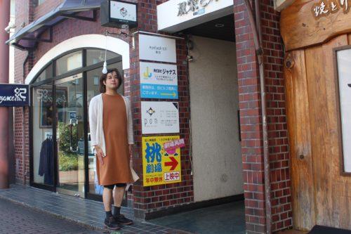 気になるワシントン通りの「桃劇場」の女装割引デーに女装して行ってきた