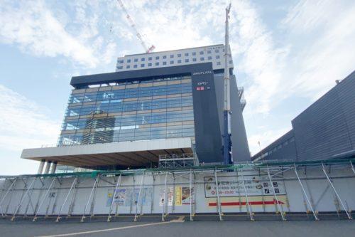 JR熊本駅ビル「アミュプラザくまもと」の開業日が4月23日(金)に決定!