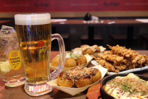 【11/6新規オープン】熊本初上陸「銀だこ酒場」。絶賛準備中の店内を独占取材させてもらいました!