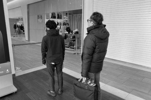 熊本で唯一SIMフリーiPhoneが発売日に購入できるお店を発見!意気込んで早朝から並んでみた