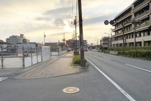 日赤通りにスターバックスコーヒー熊本帯山店(仮)が来春オープン!11月26日には菊陽の57号線沿いにも!