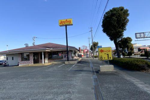 ジョイフル戸島店、保田窪店、東熊本店の3店舗が12月で閉店