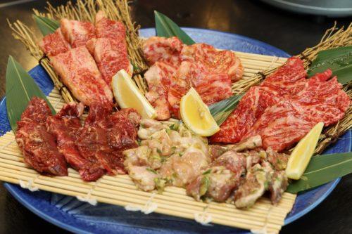 田崎市場前に3月オープンした「焼肉ホルモンくたみや」で一人焼肉してきた!国産牛が安くて美味い!