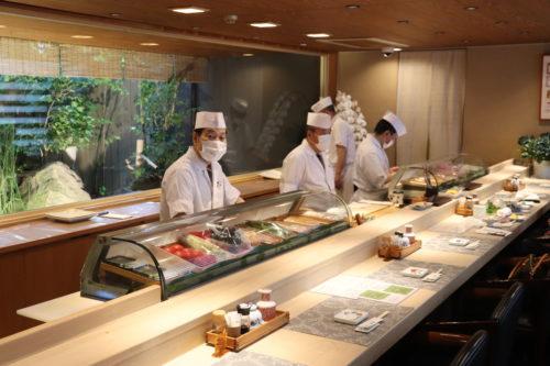 老舗の回らない寿司は庶民の財布でも食べられる 水前寺の東寿司のランチがコスパ良し!